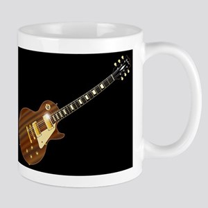 Solid Blues Guitar Mugs