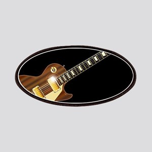 Solid Blues Guitar Patch