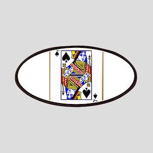 Queen Spades Patch