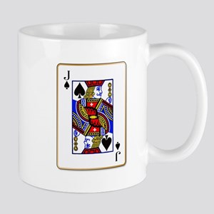 Joker Spades Mugs