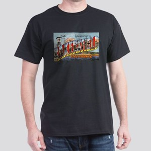 Bakersfield California Greetings T-Shirt