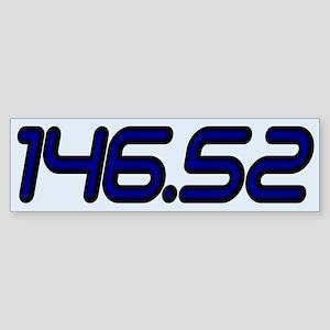 Simplex (bumper) Bumper Sticker