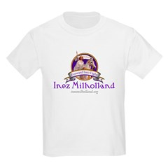 Kids T-Shirt With Film Logo