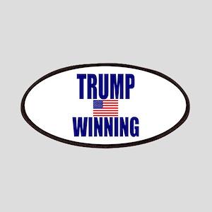 Trump winning Patch