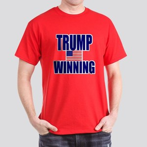 Trump Winning Dark T-Shirt
