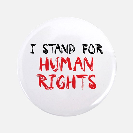 "Human Rights 3.5"" Button"