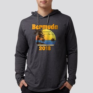 Bermuda 2018 Family Vacation Long Sleeve T-Shirt