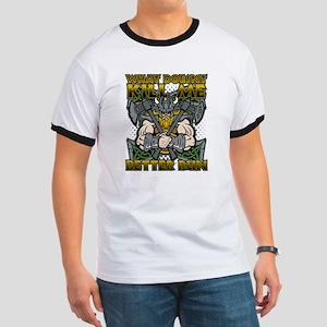 What Doesn't Kill Me Better Run Viking T-Shirt