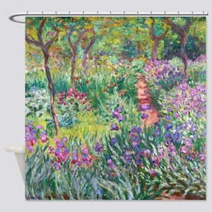 CLAUDE MONET FINE ART Shower Curtain