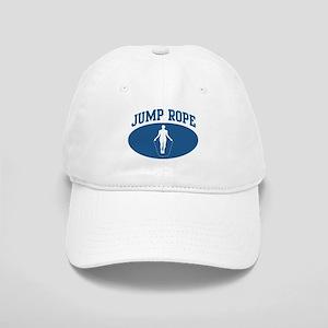 Jump Rope (blue circle) Cap