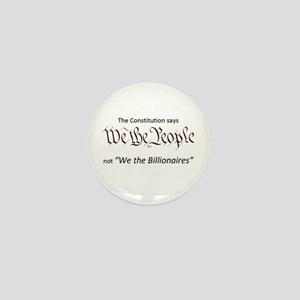 We The People Mini Button