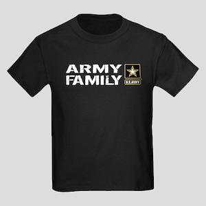 U.S. Army: Army Family Kids Dark T-Shirt