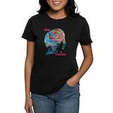 Manatee Women's Dark T-Shirt