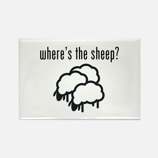 Where's The Sheep? Magnets