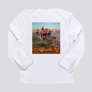 Russell Large Poster Long Sleeve T-Shirt