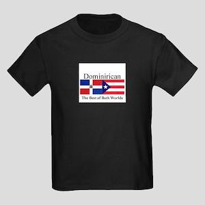 Dominirican Kids T-Shirt