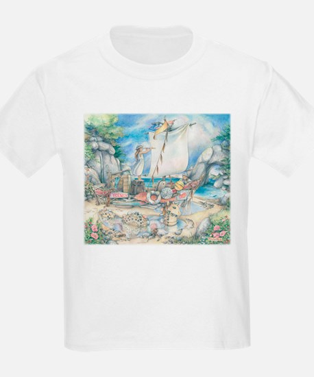 Sailing the Phoenix T-Shirt