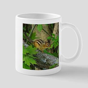 Roaming chipmunk Mugs