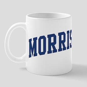 MORRISSEY design (blue) Mug