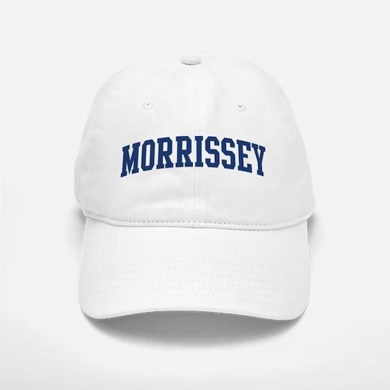 MORRISSEY design (blue) Baseball Baseball Cap