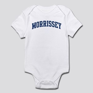 MORRISSEY design (blue) Infant Bodysuit