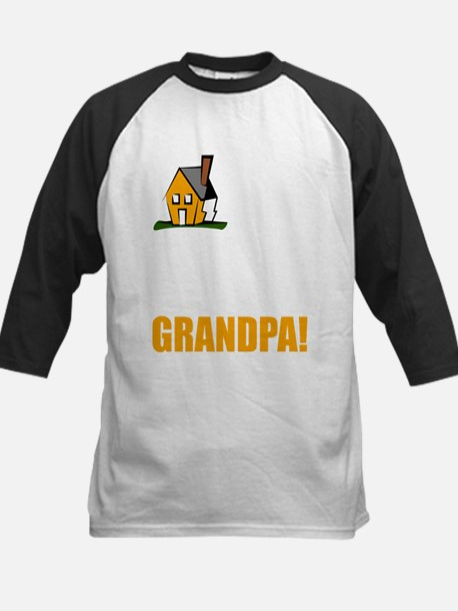 Best Grandpa Baseball Jersey