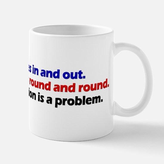 Air/Blood... Mug