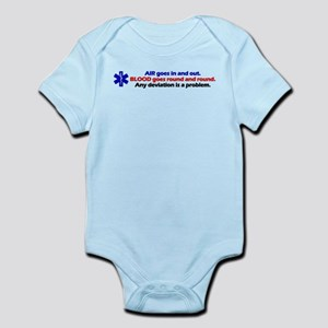 2cbb99f3a08 Funny Emt Baby Clothes   Accessories - CafePress