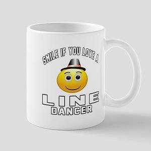 Line Dancer Designs Mug