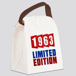 1963 Limited Edition Birthday Canvas Lunch Bag