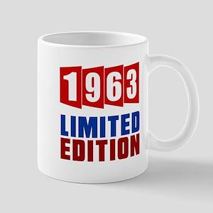 1963 Limited Edition Birthday Mug
