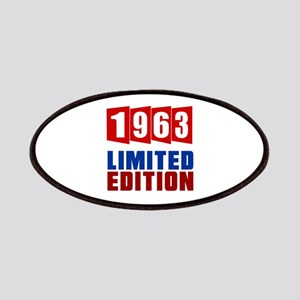 1963 Limited Edition Birthday Patch