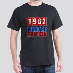 1962 Limited Edition Birthday Dark T-Shirt