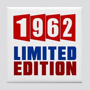 1962 Limited Edition Birthday Tile Coaster