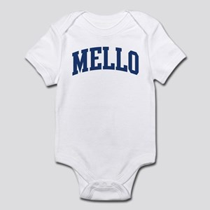 MELLO design (blue) Infant Bodysuit