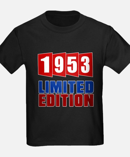 1953 Limited Edition Birthday T