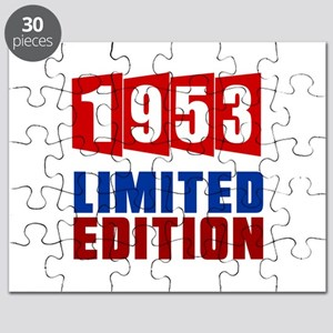 1953 Limited Edition Birthday Puzzle