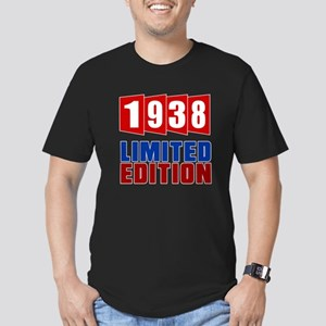 1938 Limited Edition B Men's Fitted T-Shirt (dark)