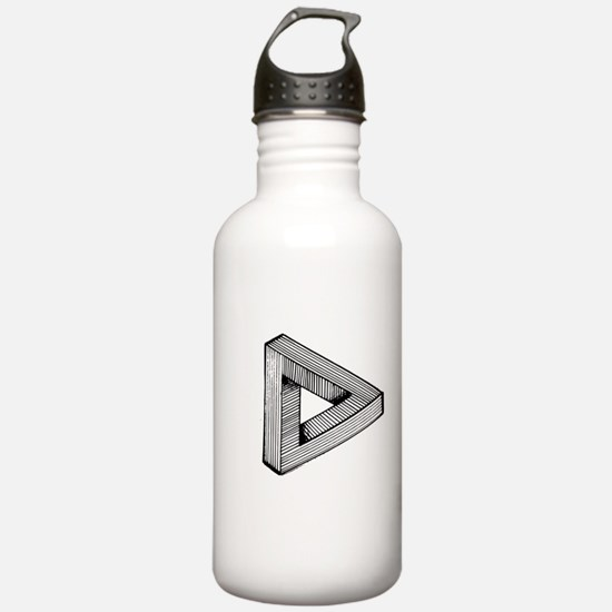 Impossible Triangle Water Bottle