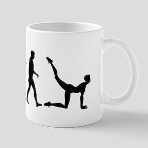 Yoga Evolution Mug
