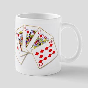 Royal Flush Mugs