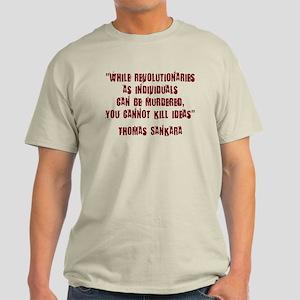 Thomas Sankara Light T-Shirt