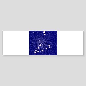 Constellation of Capricorn Bumper Sticker