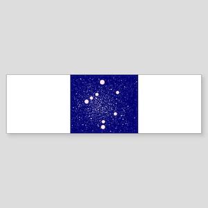 Constellation of Libra Bumper Sticker