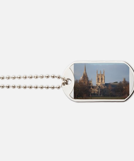 Funny College Dog Tags