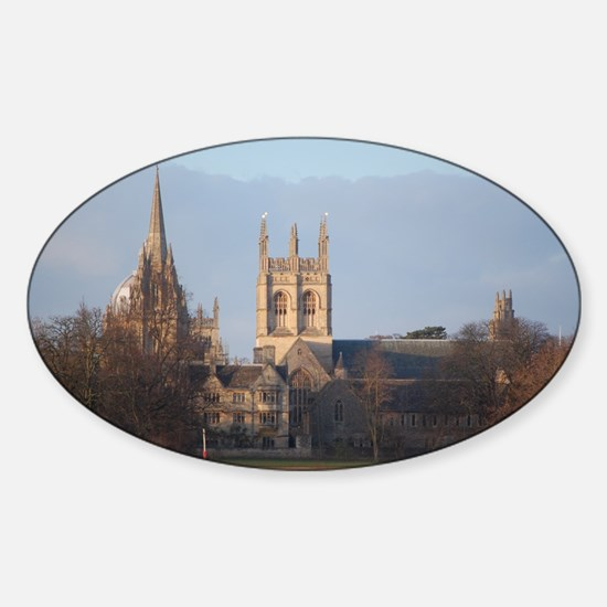 Christchurch College Decal