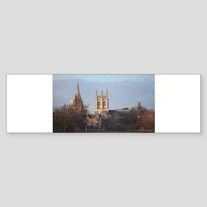 Christchurch College Bumper Sticker