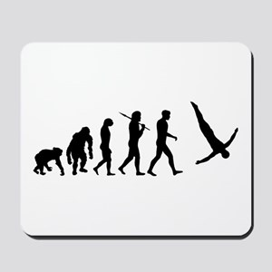 Diving Evolution Mousepad