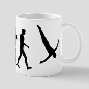 Diving Evolution 11 oz Ceramic Mug
