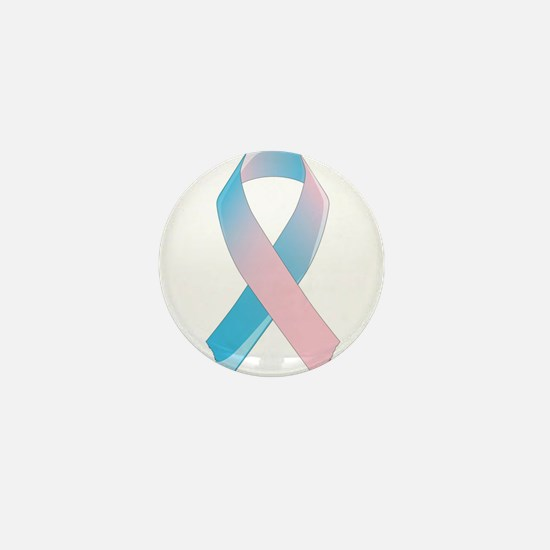 Premature Birth Awareness Ribbon Mini Button
